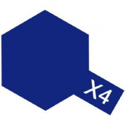 Mini X-04 Blue 10ml Acrylic