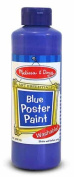 Melissa And Doug 240ml Poster Paint Blue