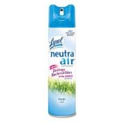 Reckitt Benckiser Neutra Air® from the Makers of Lysol® FRESHENER,LYSOL,FRSH,12CT CC580FN#140