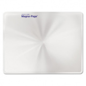 Bausch & Lomb 819007 2X Magna-Page Full-Page Magnifier with Molded Fresnel Lens 8-1/4 x 10-3/4