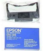 ERC38BR Ribbon Fabric Black/Red