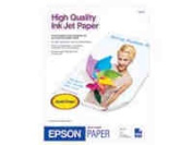 High Quality Inkjet Paper, Matte, 8-1/2 x 11, 100 Sheets/Pack