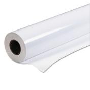 """Premium Semi-Gloss Photo Paper, 170 g, 24"""" x 100 ft, White"""