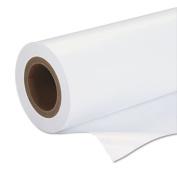 "Premium Luster Photo Paper, 3' Core, 36"" x 100 ft, White"