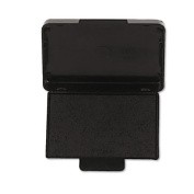 T5440 Dater Replacement Ink Pad, 1 1/8 x 2, Black