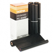 PC304RF Thermal Ribbon Refill Roll, 4/Box
