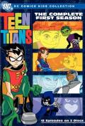 Teen Titans - The Complete First Season [Region 1]