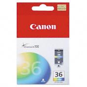 Canon 1511B002 Original Ink Cartridge, Cyan, Magenta, Yellow