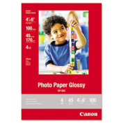 Canon Photo Paper Glossy, 22cm x 28cm , 50 Sheets