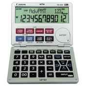 FN600 Interactive Financial Calculator, 12-Digit LCD