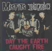 Day the Earth Caught Fire [Single] [Limited]