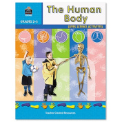 Super Science Activities/Human Body, Grades 2-5, 48 Pages
