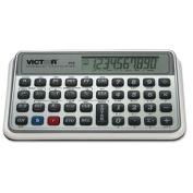 V12 Financial Calculator, 10-Digit LCD