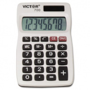 700 Pocket Calculator, 8-Digit LCD