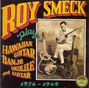 Plays Hawaiian Guitar, Banjo, Ukulele and Guitar