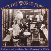 Jazz the World Forgot, Vol. 2
