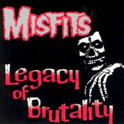 Legacy of Brutality Stickered