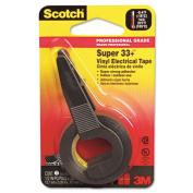 3M Commercial Office Supply Div. MMM194 Electrical Tape- .50in.x200in.- Black