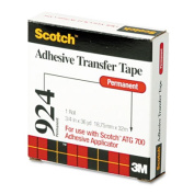 "Adhesive Transfer Tape Roll, 3/4"" Wide x 36yds"