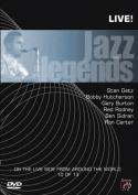 Jazz Legends Live! Part 10 [Regions 1,2,3,4,5,6]