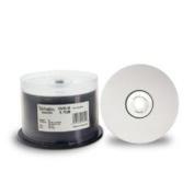 VERBATIM 94853 Disk DVD-R 4.7GB for General use No Stack RingWht Thermal & Hub print 50-spdle 8X