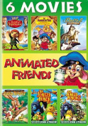 Animated Friends 6-Movie Collection [Region 1]