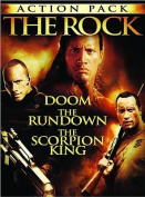 The Rock Action Pack [Region 1]