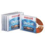 DVD-R Disc, 4.7GB, 16x