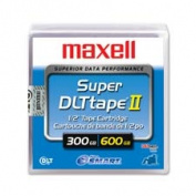 MAXELL Super DLTtape II 300 GB storage media 183715