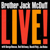 Brother Jack McDuff Live!