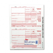 Tops Business Forms TOPB2299 1099 Misc Form- 4 Part- 8in.x5-.50in.- 600-CT- White