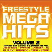 Freestyle Mega Hits, Vol. 2 [Warlock]
