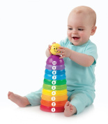Fisher-Price Stack and Roll Cup Stacker