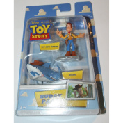 Toy Story Buddy 2Pack Toy Box Woody Shark