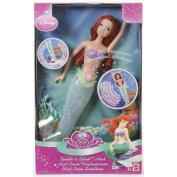 Disney Princess Sparkle & Splash Ariel Doll