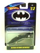 Hot Wheels 1:50 Scale Batmobile Vehicle - Batman Returns Batmissile
