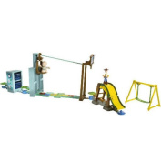 Toy Story 3 Action Links Sunnyside Breakout Deluxe Playset