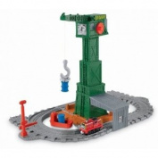Thomas and Friends Take-n-Play Cranky At The Docks Playset