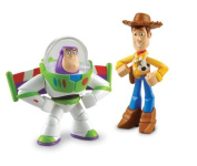 Toy Story 3 Buddy 2Pack Hero Woody & Hero Buzz Lightyear