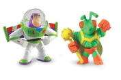 Toy Story 3 Buddy 2Pack Twitch & Hero Buzz Lightyear