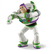 Disney Pixar Toy Story 3 Defender Buzz Lightyear 18cm Poseable Figure