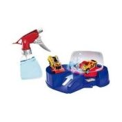 Hot Wheels Colour Shifters Spin Blaster Playset