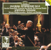 "Dvorák: Symphony No.9 ""From the New World"" / Smetana"
