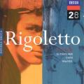 Verdi: Rigoletto  [2 Discs]