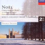 Noël - Christmas at King's  [2 Discs]