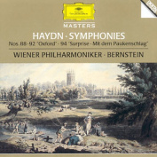Haydn: Symphonies In G Major, Hob. I