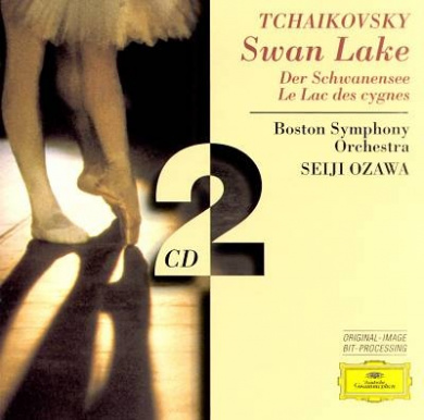 Tchaikovsky: Swan Lake Op.20 [2 CDs]