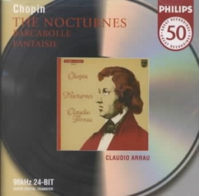 Chopin: The Nocturnes [2 CDs]