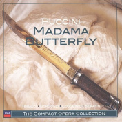 Puccini: Madama Butterfly  [2 Discs]