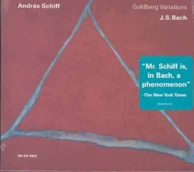 J.S. Bach: Goldberg Variations [2001 Recording]